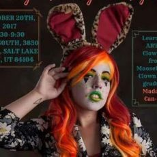 Clown Modeling Workshop 2017
